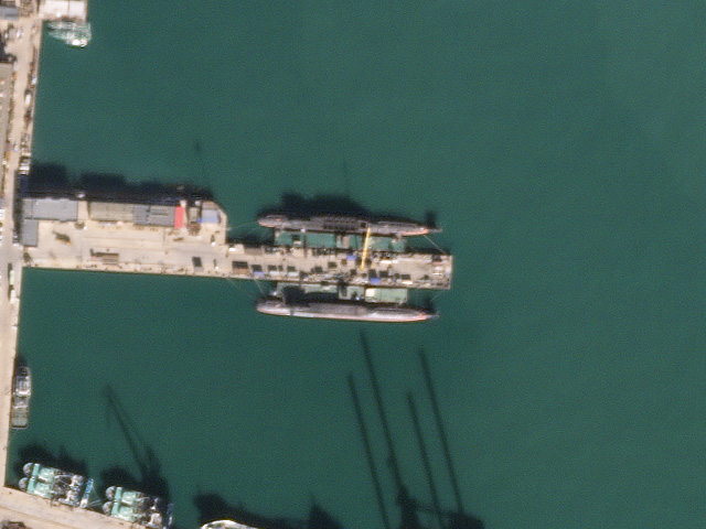 China Has More Nuclear Subs Than the West Believed - Defense One
