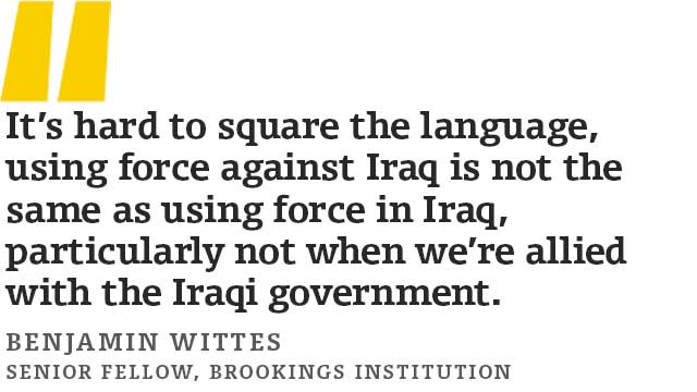 an argument against bushs justification of the iraq war How did the bush administration justify starting the 2003 iraq war without any of military force against the bush cut taxes before the iraq war.