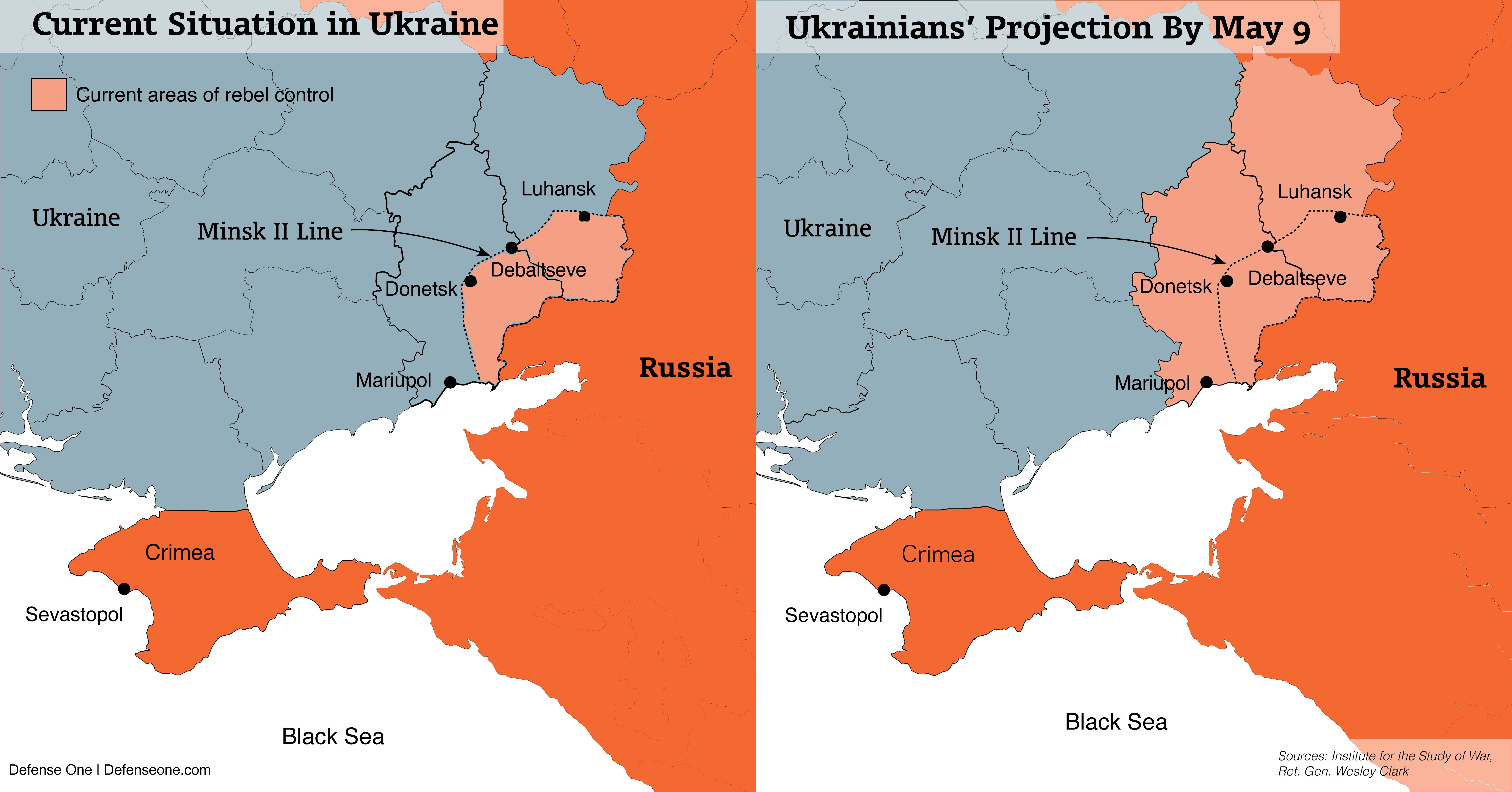Predictions of the future of Ukraine for 2019 100