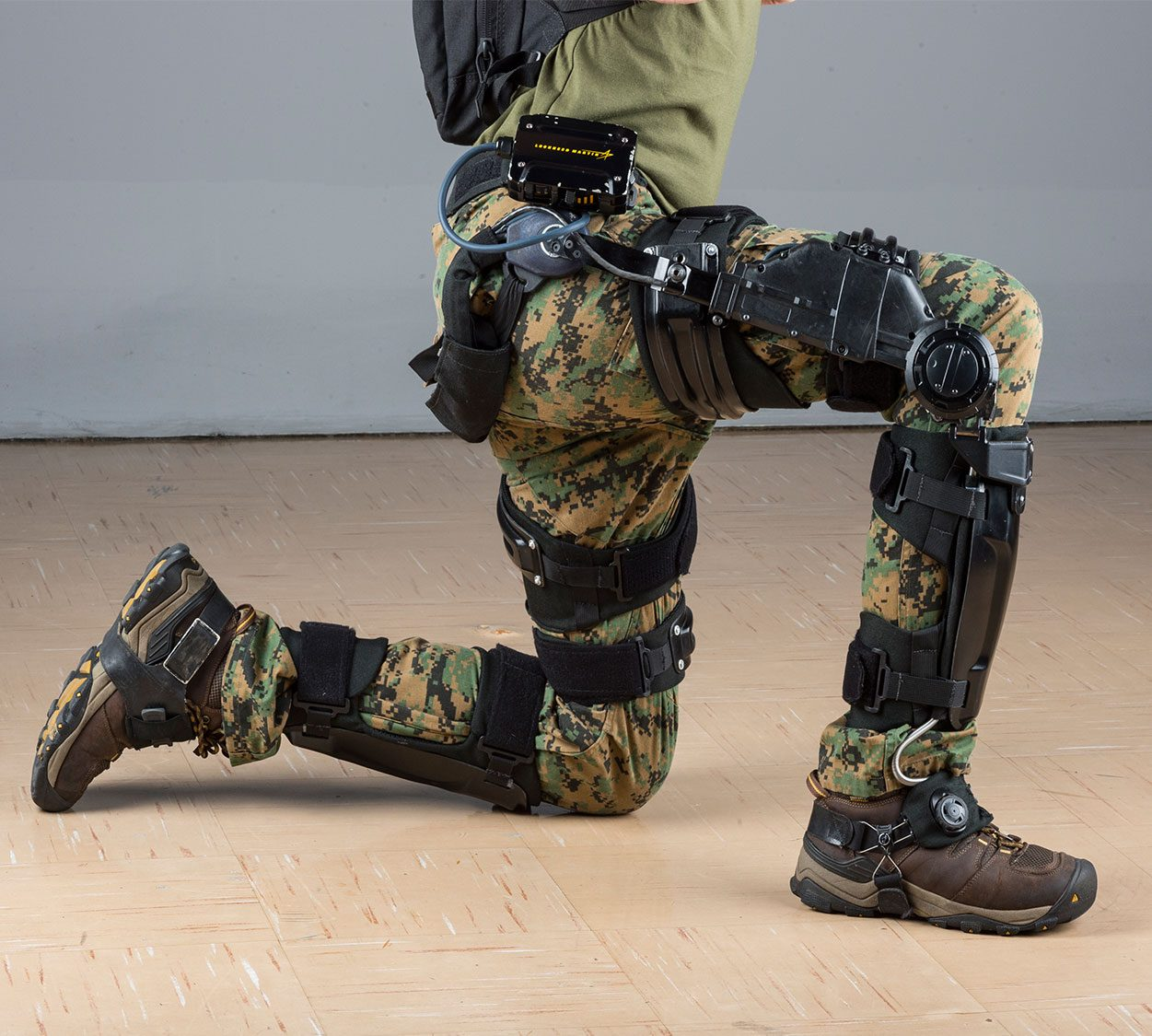 Russia Us Are In A Military Exoskeleton Race Defense One